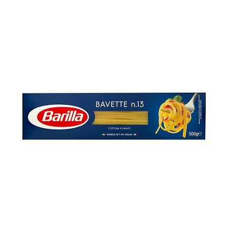 Massa Barilla Bavette N13