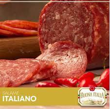 SALAME ITALIANO BUONA ITALIA FATIADO 100 gramas