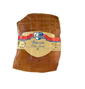 BACON EXTRA LOMBO HANS FATIADO 100 gramas