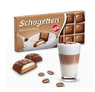 CHOCOLATE LATTE MACCHIATO SCHOGETTEN 100G