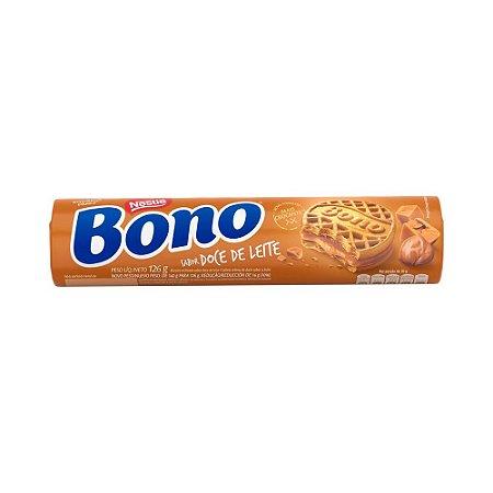 BISCOITO BONO DOCE DE LEITE 126G
