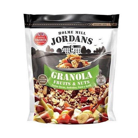 Granola Holme Mill Jordans Fruits e Nuts 400g