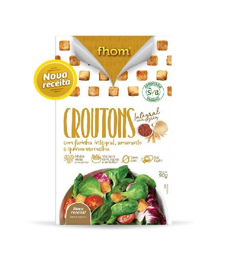CROUTONS INTEGRAL FHOM 90G