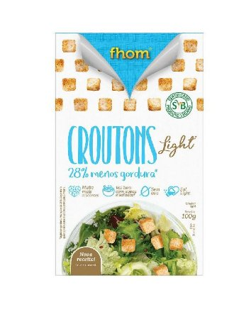 CROUTONS LIGHT FHOM 100G