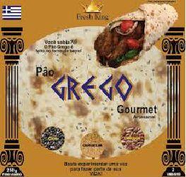 PAO GREGO INTEGRAL FRESH KING 250G