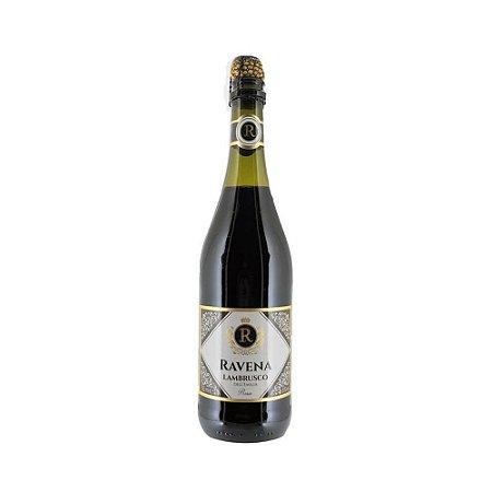 Vinho Lambrusco Ravena Rosso 750ml