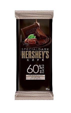 CHOCOLATE HERSHEYS SPECIAL DARK COM CAFE 60% 85G