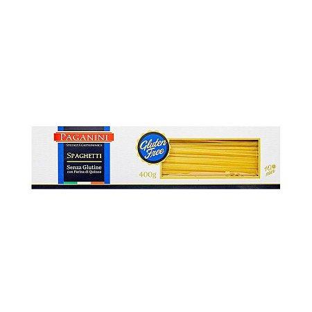 Massa Spaghetti sem Glutén Paganini 400g