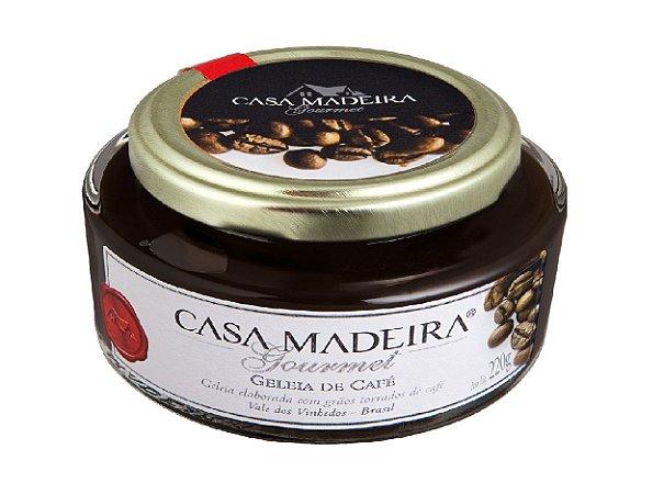 GELEIA DE CAFE CASA MADEIRA 220G