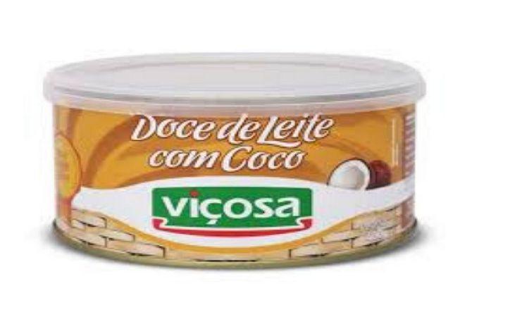 DOCE DE LEITE C/ COCO VIÇOSA 400G