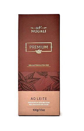CHOCOLATE AO LEITE NUGALI 100G