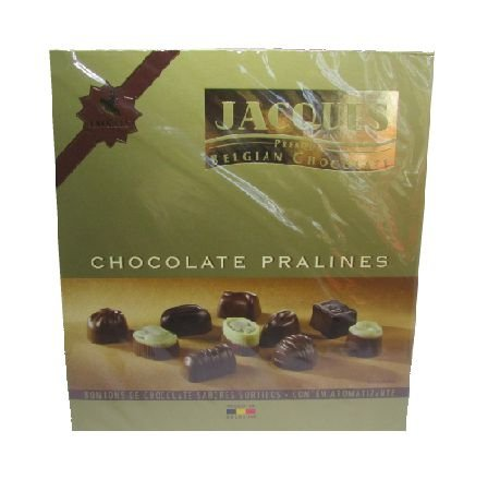 CHOCOLATE PRALINES JACQUES 125G