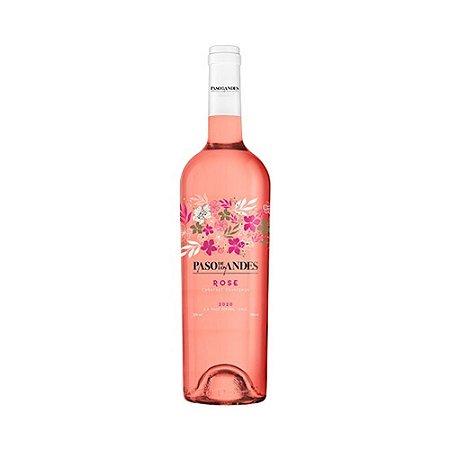 Vinho Paso de Los Andes Rose 750ml