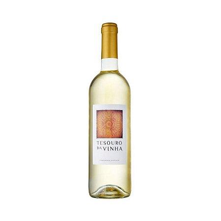 Vinho Tesouros da Vinha Branco 750ml