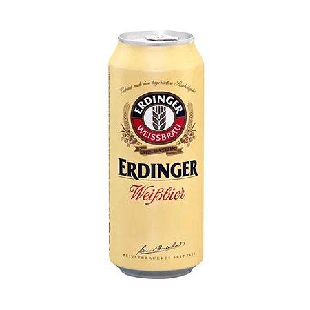 Cerveja Erdinger Tradicional Lata 500ml