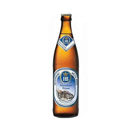 Cerveja Hb Weissbier Clara 500ML