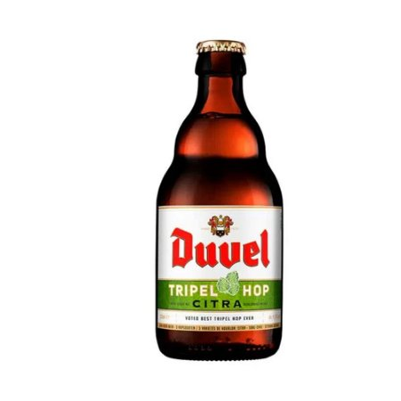 Cerveja Duvel Tripe Hop 330M