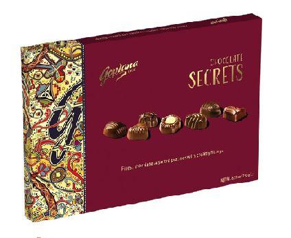 CHOCOLATE SECRETS PRALINES 238G