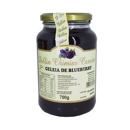 CHIMIA DE BLUEBERRY DILLIN CHIMIAS 700G