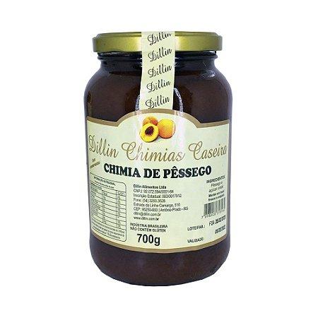 CHIMIA DE PESSEGO DILLIN 700G