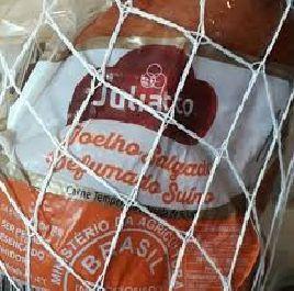 JOELHO SALAGDO DEFUMADO JULLIADO 860g