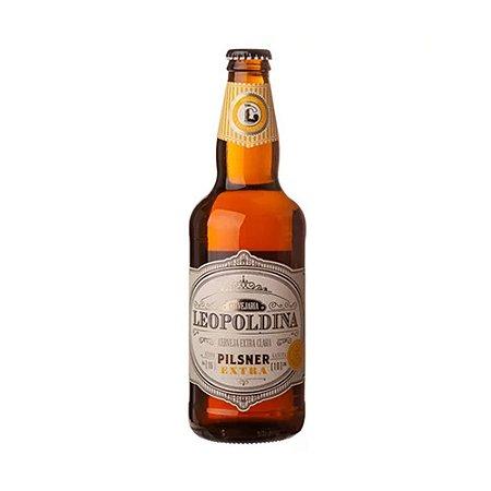 Cerveja Leopoldina Pilsner 500ml