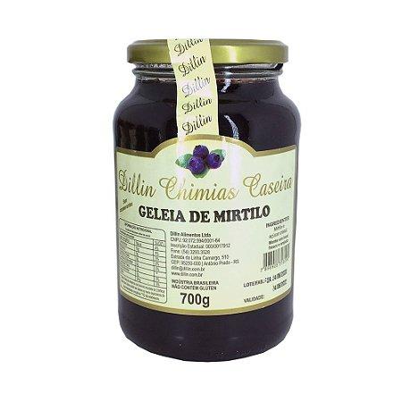 CHIMIA DE MIRTILO DILLIN 700G