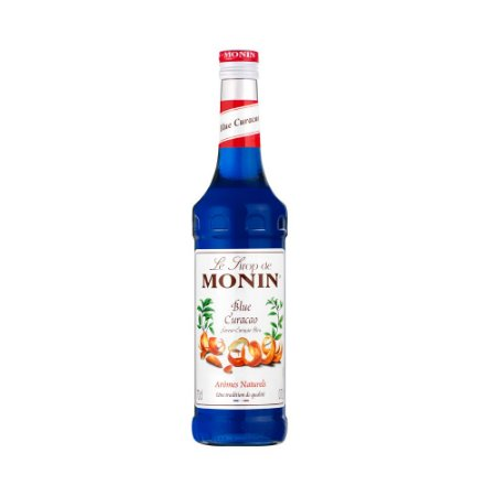 Xarope de Curaçau Blue Monin 700ML