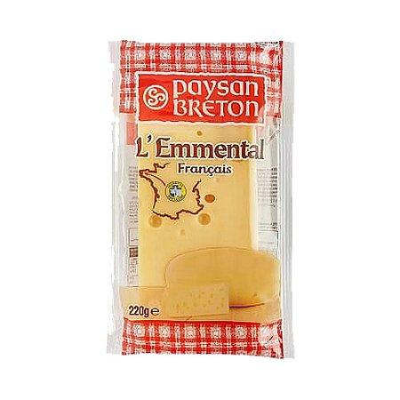 Queijo Emmental Paysan Breton 220g