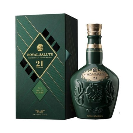 Whisky Royal Salute T Malts Blend 21 Anos 700 ML