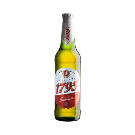 Cerveja 1795 Dark Original Czech Lager 500ML