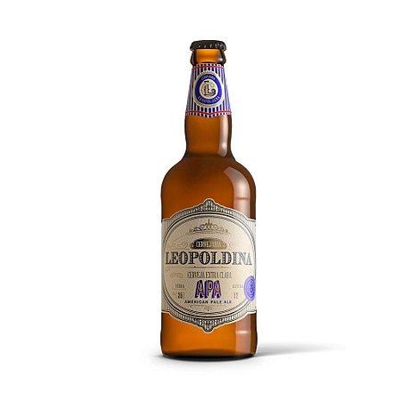 Cerveja Leopoldina Apa 500ml