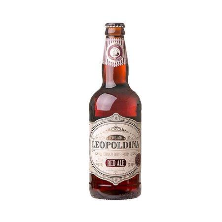 Cerveja Leopoldina Ru Red Ale 500ML