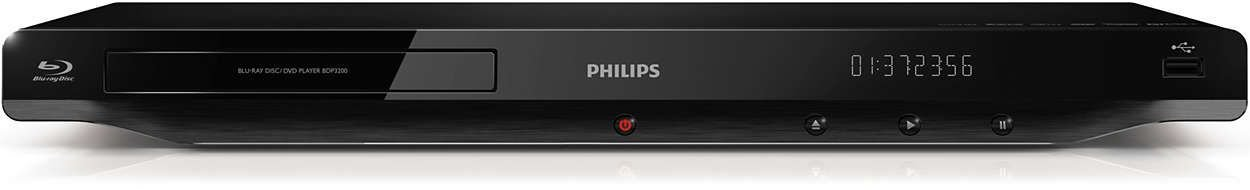 Blu Ray Philips Bdp3200x/78