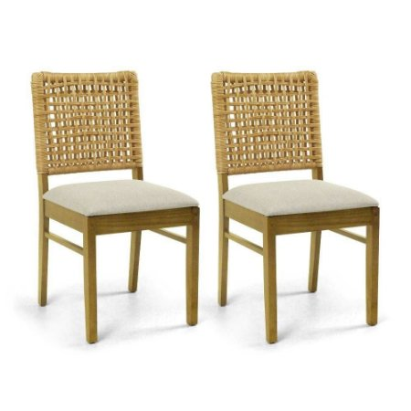 Cadeira Artefama Asti Nogueira Tec303