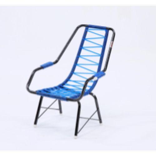 Cadeira De Area Fabone Infantil Azul
