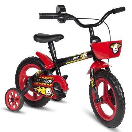 Bicicleta Colli Boy Aro 12