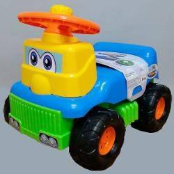 Caminhão Plastilindo Motorista Mirim