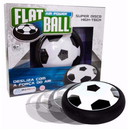 Bola Multilaser Flat Ball Br371