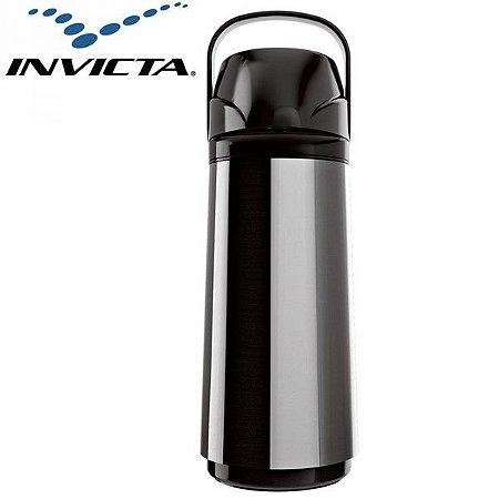 Garrafa Térmica Invicta 1 Litro 9741 Inox