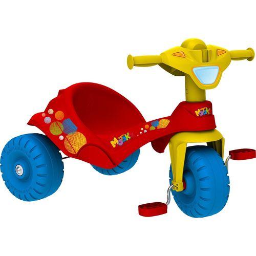 Triciclo Bandeirante Motoka 843 Vermelho