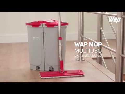 Wap Mop Multiuso Wap Lava E Seca Ls2