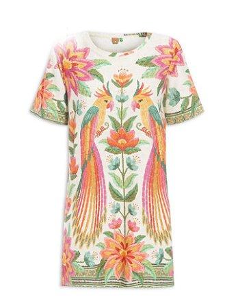 Vestido Farm T-Shirt Araris