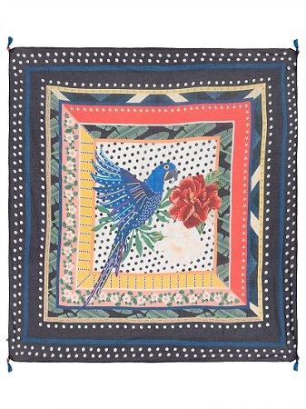 Canga farm lenço ararinha de 229 Por 183,20