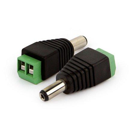 Conector plug P4 Macho