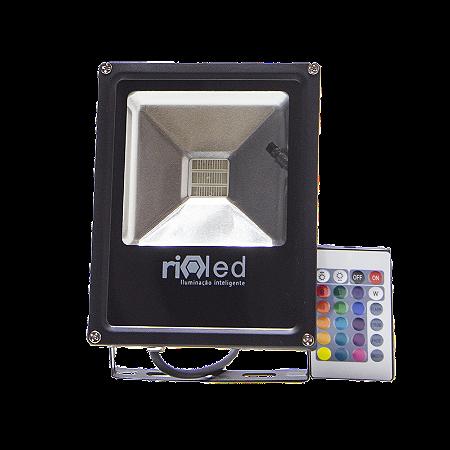 Refletor Led 50W RGB