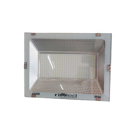 Refletor Led 400w Branco Frio IP66