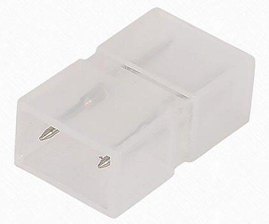 Emenda Plug Fita Led 127v/220v 6mm