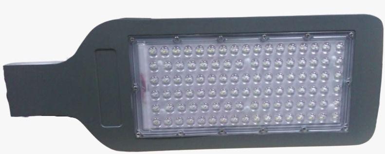 Luminária Cabeça de Poste Led SMD 50w 5000 lumens Branco Frio