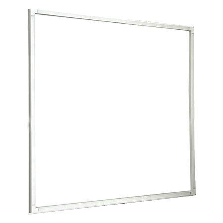 Luminária Led Frame 62x62cm 48w Branco Frio 6000K
